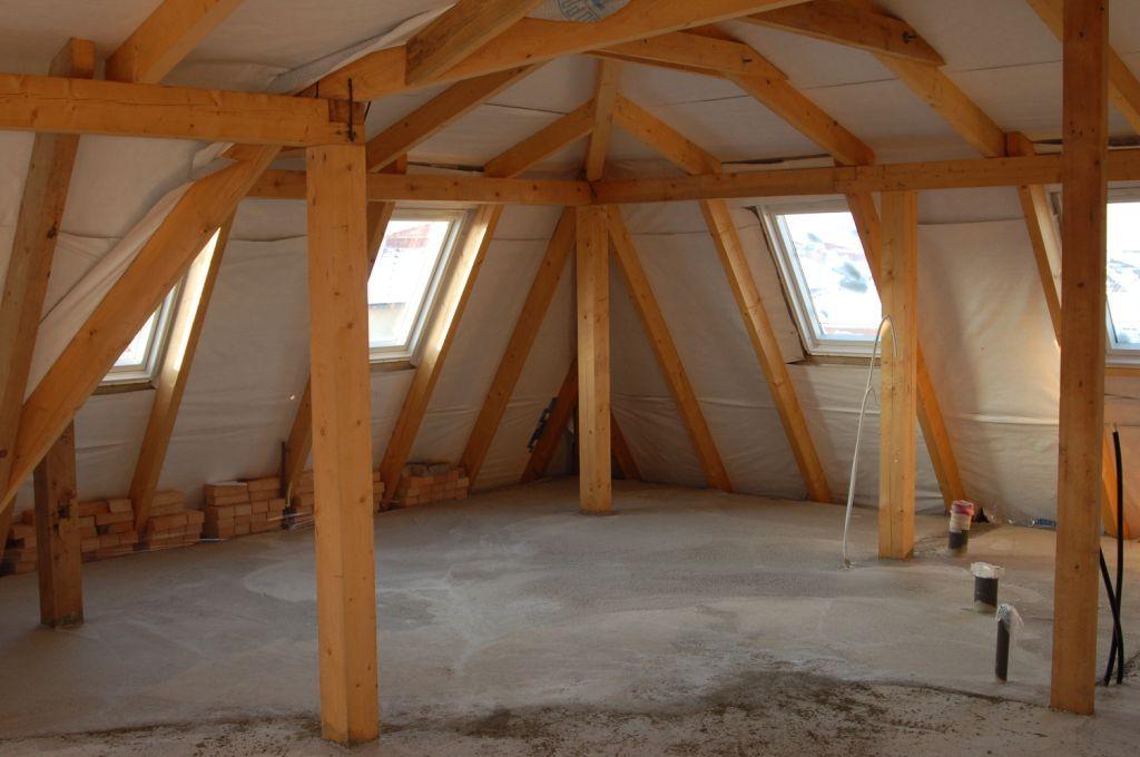 Tetőtér szerkezete